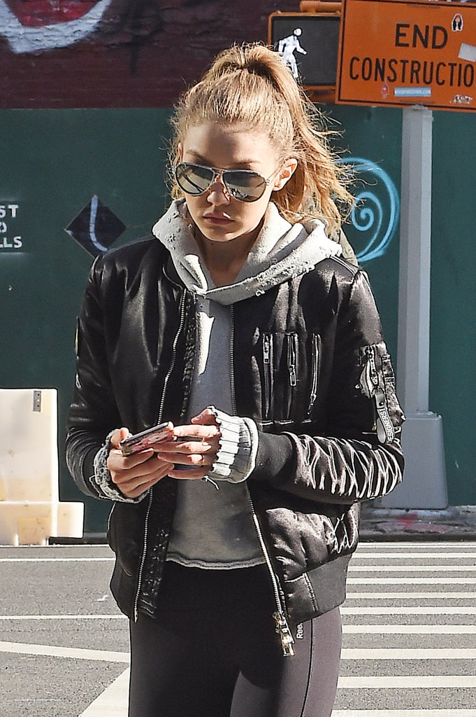 "Gigi Hadid and Zayn Malik may be ready to take the next step in their relationship. The model and the ""I Don't Wannna Live Forever"" singer fueled engagement rumours after they both seemed to declare their love for one another earlier this week. On Monday, Gigi stepped out in NYC wearing a gold band on that finger, and the following day, Zayn debuted a new tattoo on his knuckles that read ""Love.""  Gigi and Zayn made their relationship official back in November 2015, and despite a few bumps in the road, the duo has managed to make it work. While the couple has yet to address the speculation, Gigi's ring could very likely just be a promise ring. Last week, Gigi did give Zayn a sweet birthday shout-out on Instagram, writing, ""Happy birthday my handsome! So lucky to know and love a soul like yours ☄wishing you the best year ever!!!"" Only time will tell.      Related:                                                                                                           Gigi Hadid and Zayn Malik Manage to Sneak a Backstage Kiss at the AMAs"