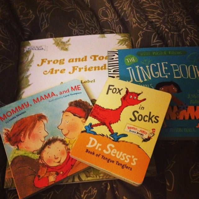 When these are the only books you ever read.