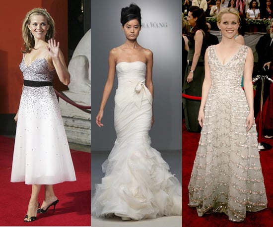 We Go Shopping For Reese Witherspoon's Wedding Dress - Take A Look!