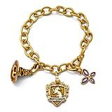 Lumos Hufflepuff Charm Bracelet ($50)