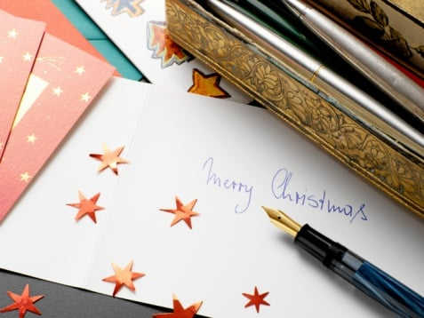You Asked: Christmas Card Etiquette