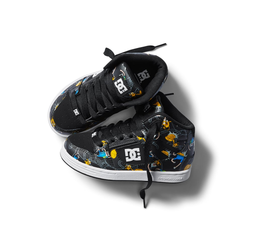 Boy's 4-7 Rebound X AT High Top Shoes ($55)