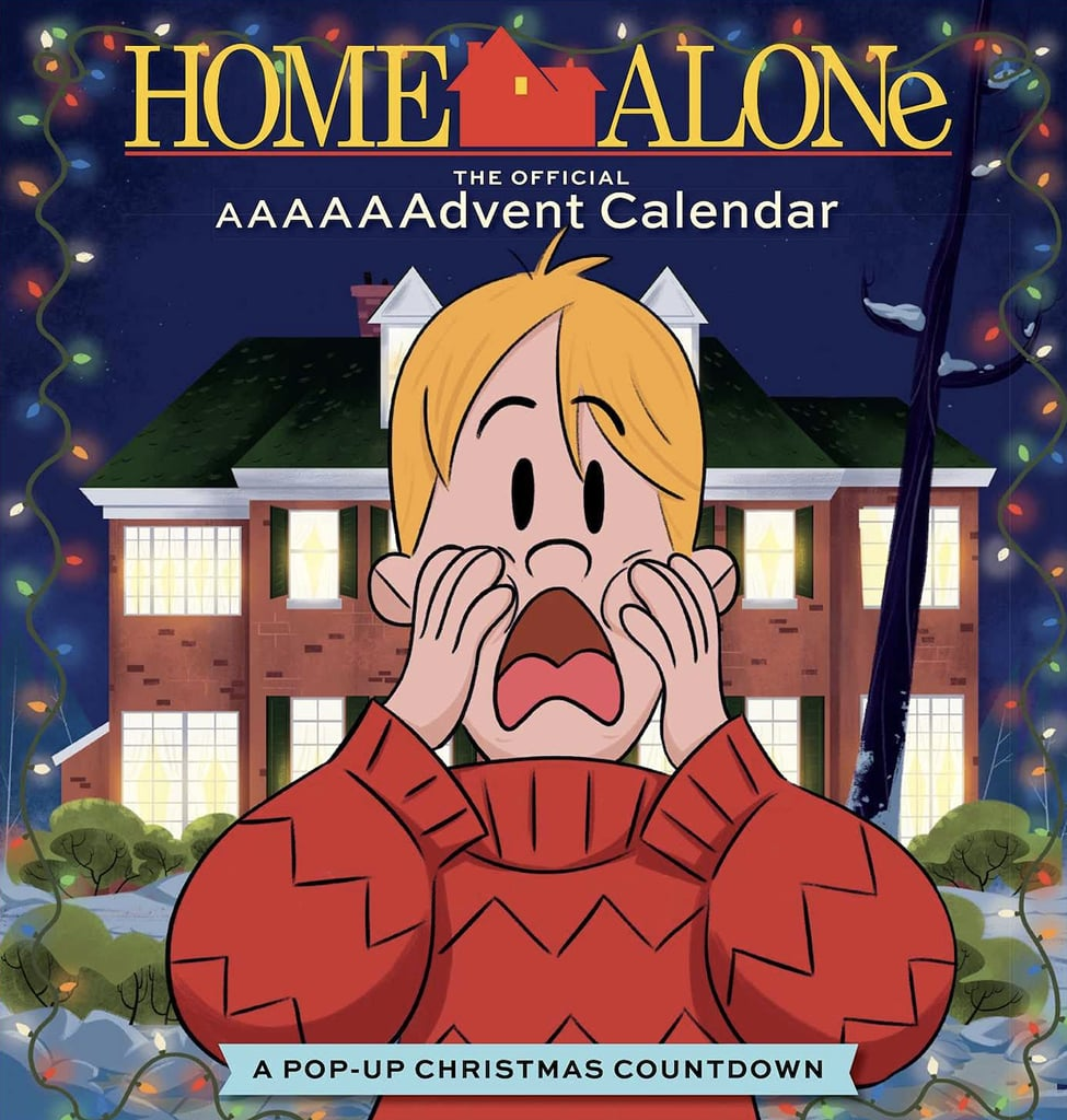 Home Alone: The Official AAAAAAdvent Calendar