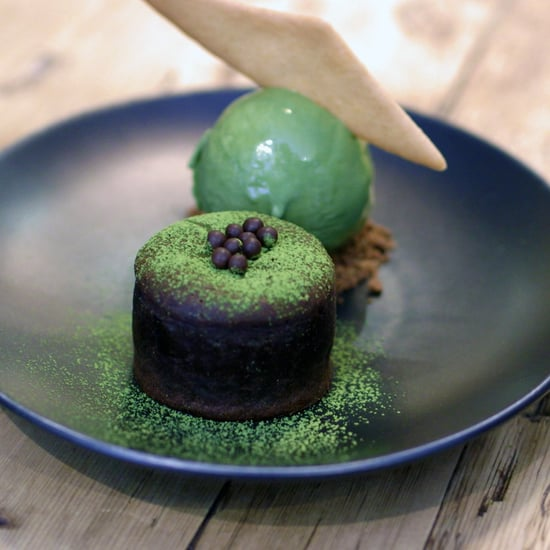 Matcha Lava Cake Video