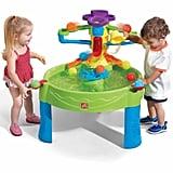 Step2 Busy Ball Water Table With Ten Balls and Water Scoops
