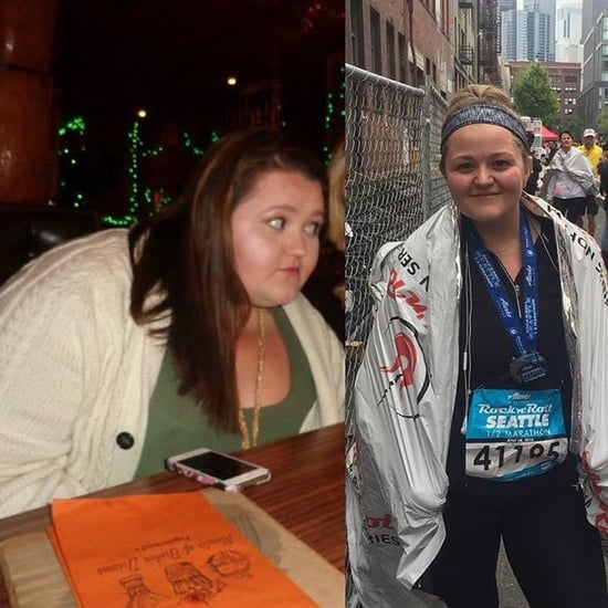 Bailey Ryan Before-and-After 120-Pound Weight Loss