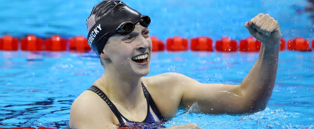 How Swimmer Katie Ledecky Is Training For the Tokyo Olympics
