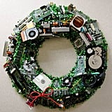 Computer Component Wreath