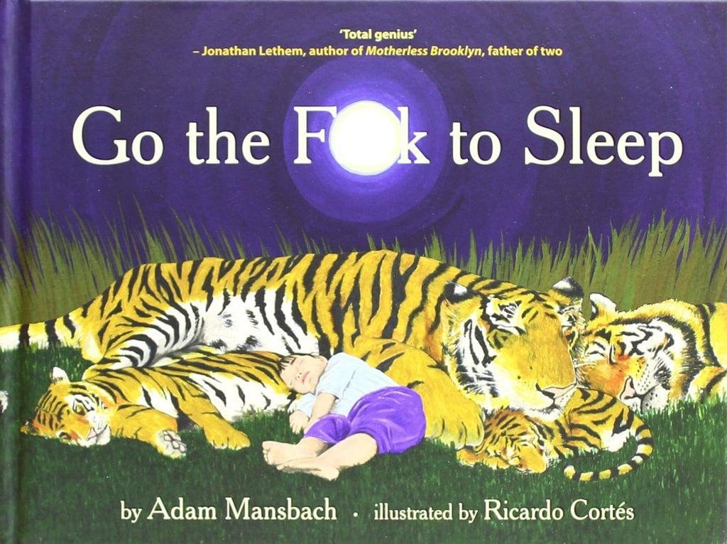 Akashic Books Go To Sleep Book