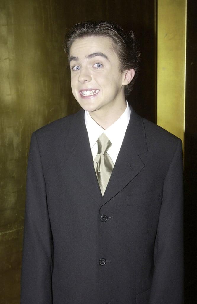 2002: Frankie Muniz