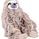 Wild Republic Cuddlekin Three Toed Sloth Plush