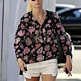 Gwyneth Paltrow out and about in LA.