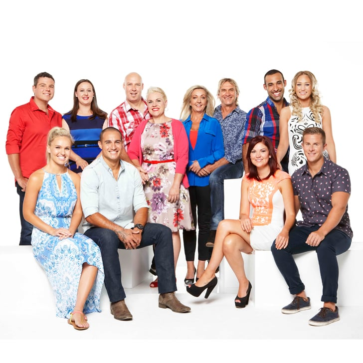 Teams And Contestants On House Rules 2014
