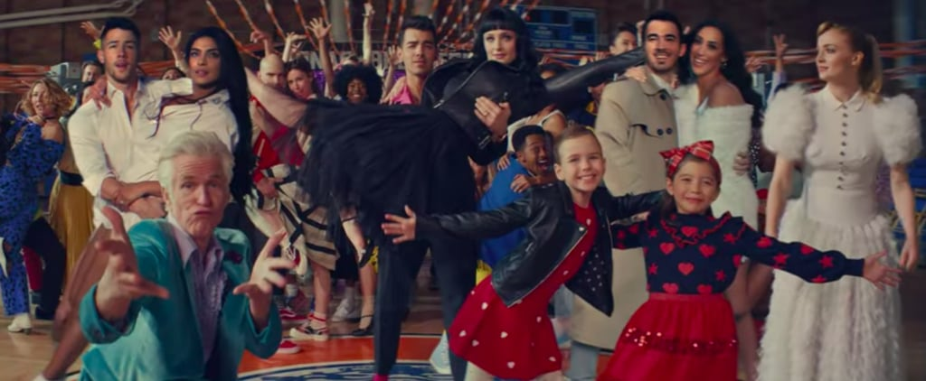 "Jonas Brothers ""What a Man Gotta Do"" Music Video"