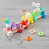For 1-Year-Olds: Janod Giant Multicolored Train