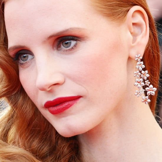 Jessica Chastain Yves Saint Laurent Fragrance Manifesto