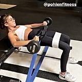 Sarah Hyland's Top 12 Leg and Butt Exercises