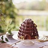 Honey-Glazed Beehive Cake