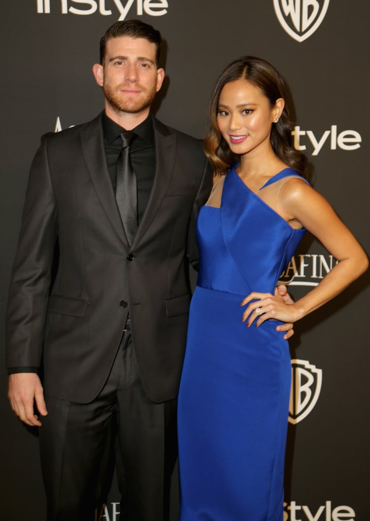 how did jamie chung and bryan greenberg meet the parents