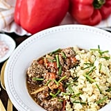 Instant Pot Beef With Peppers