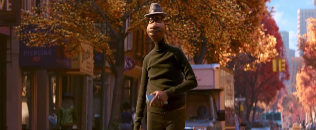 Disney Pixar's Soul Movie Trailer