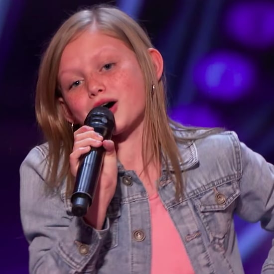Ansley Burns America's Got Talent Audition Video
