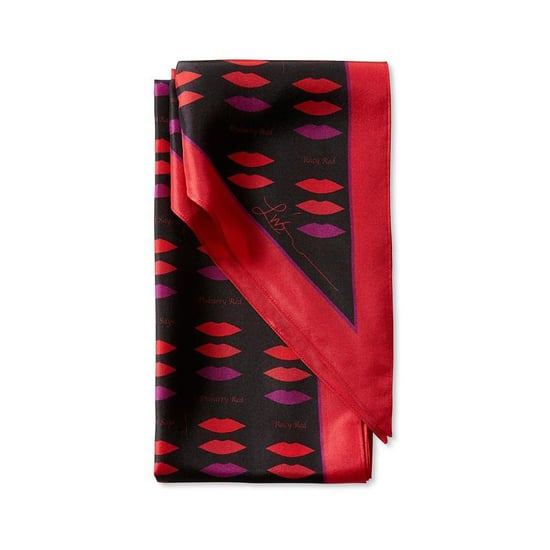 The L'Wren Scott Collection Black Silk Lip Print Scarf ($45) can complement any outfit as a hair accessory, but it goes well with pajamas, too. The 100 percent silk scarf will protect curls all night.