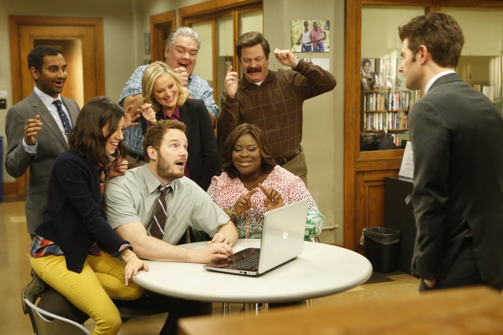 Parks and Recreation Christmas Episodes