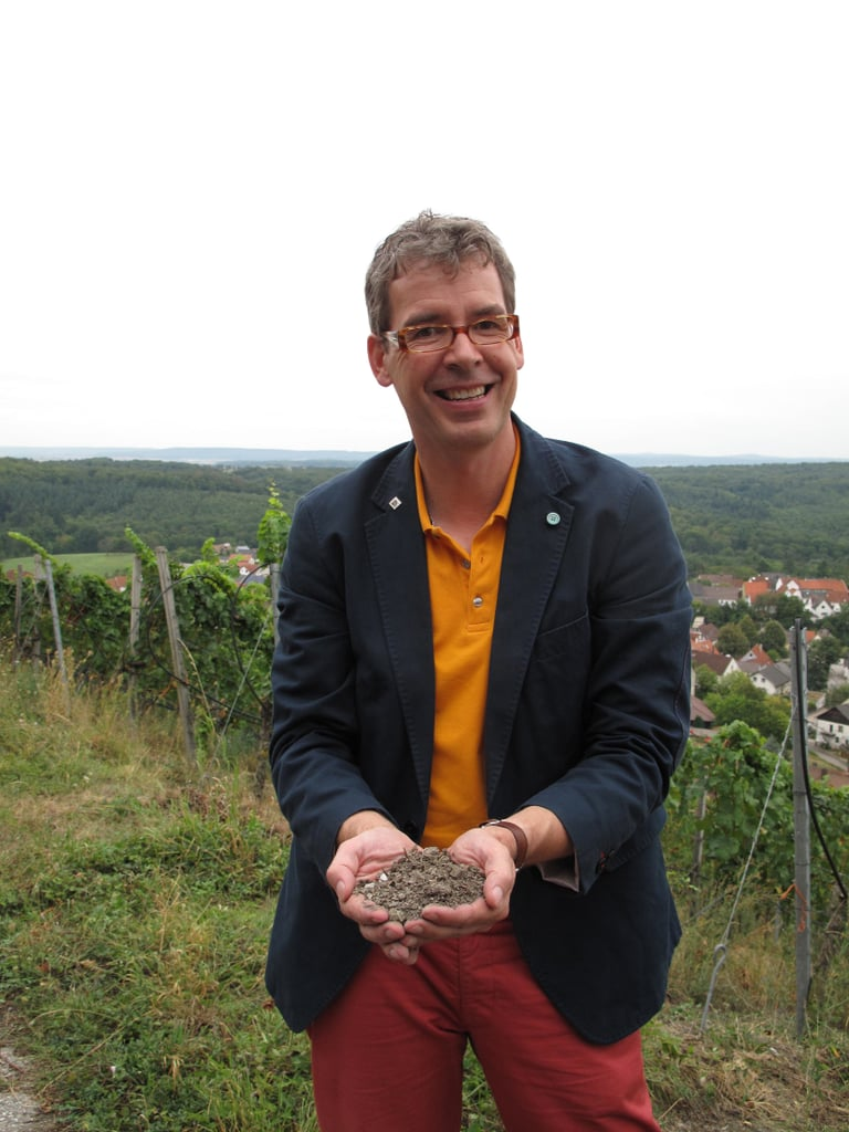 Head Winemaker Claus Burmeister