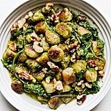 Vegan Cauliflower Gnocchi With Kale-Cashew Pesto