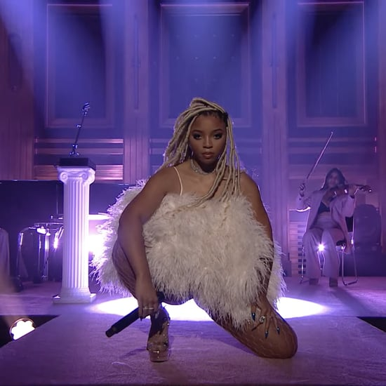 """Watch Chlöe Perform """"Have Mercy"""" on The Tonight Show"""