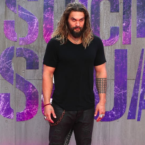 Jason Momoa With Long Hair Pictures