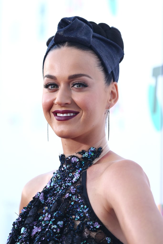 Katy Perry Hair and Makeup at the ARIAS 2014