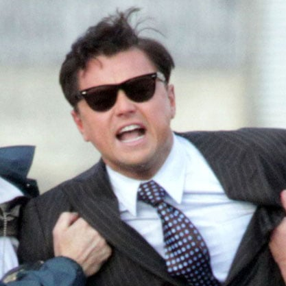 Leonardo DiCaprio Getting Arrested on Film in NYC | Pictures