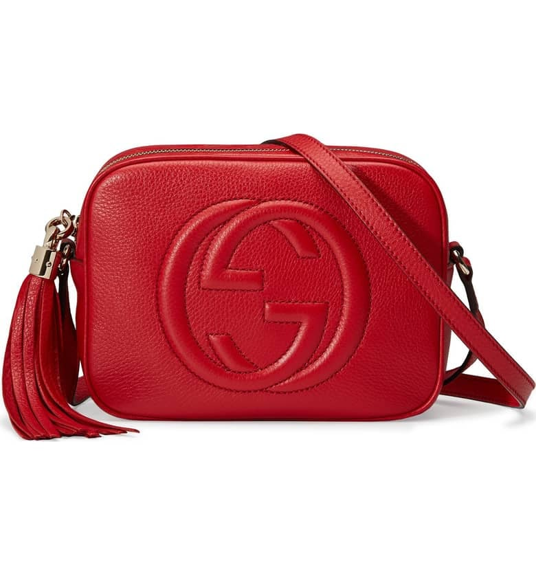 ee4cc86338d984 Gucci Soho Disco Leather Bag | Valentine's Day Gifts For Her 2019 ...