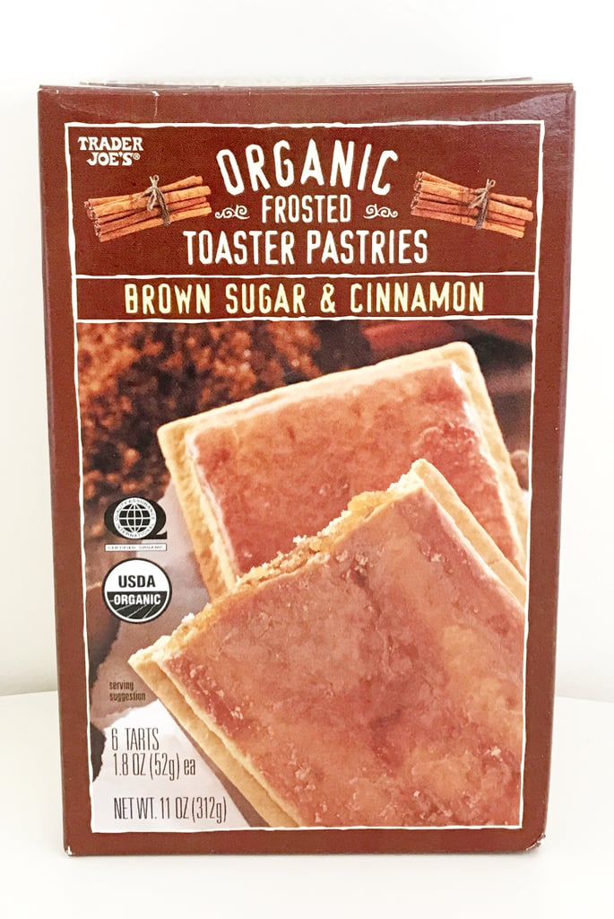 Pick Up: Organic Frosted Toaster Pastries in Brown Sugar & Cinnamon