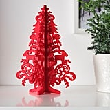 Vinterfest Red Christmas Tree Decoration