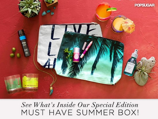 POPSUGAR Special Edition Must Have Summer Reveal 2014