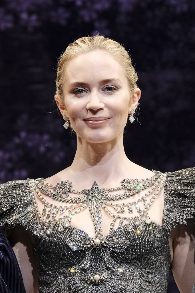 Emily Blunt at the Mary Poppins Japan Premiere