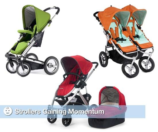 Strollers Gaining Momentum