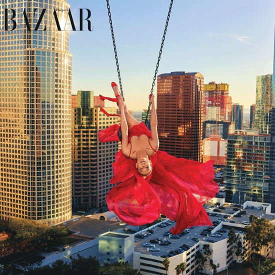 Jennifer Lopez Harper's Bazaar Cover April 2018