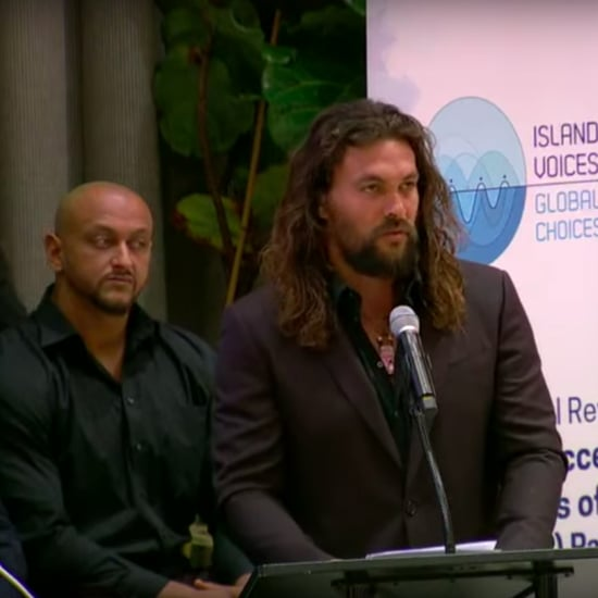 Jason Momoa Delivers Speech at the United Nations | Video