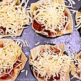 Spicy Lasagna Cups