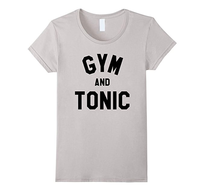 Women's Gym and Tonic Tee Shirt