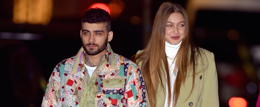 Gigi Hadid and Zayn Malik in NYC Pictures | January 2020