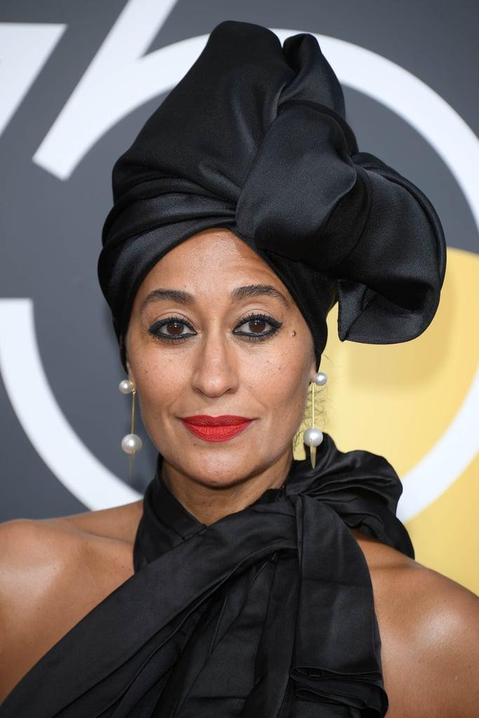 Tracee Elis Ross Golden Globes 2018