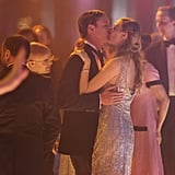 They kissed while dancing at the March 2015 Rose Ball in Monaco.