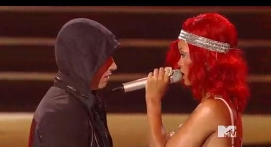 Rhianna and Eminem open the 2010 VMA Awards with Love the Way You Lie — Rate it or Hate it?