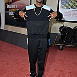 Snoop Dogg at the Once Upon a Time in Hollywood LA premiere.