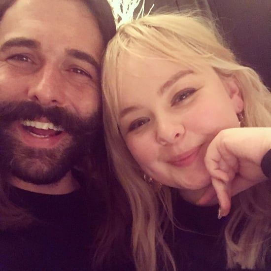Jonathan Van Ness and Nicola Coughlan Friendship Pictures